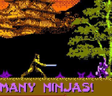 Many Ninjas