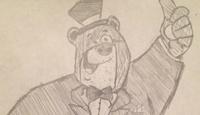 Undercover Bear