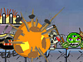 Roly Poly Cannon: Bloody Monsta